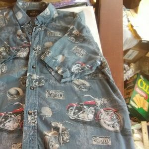 2 for $50 Redhead 2XL Motorcycle shirt